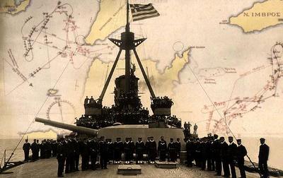 Να έρθει στη Θεσσαλονίκη το Θωρηκτό «Γεώργιος Αβέρωφ»