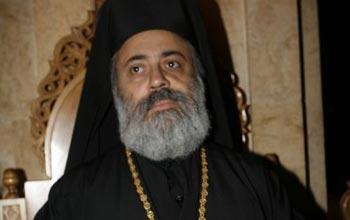 Ελεύθεροι αφέθηκαν ο Ελληνορθόδοξος Μητροπολίτης Χαλεπίου, Παύλος και ο Συρορθόδοξος Μητροπολίτης Χαλεπίου, Γιοχάνα Ιμπραχίμ που είχαν απαχθεί την Δευτέρα στην επαρχία του Χαλεπίου, αναφέρει το Αθηναϊκό Πρακτορείο Ειδήσεων επικαλούενο τη θρησκευτική οργάνωση Oeuvre d'Orient σε ανακοίνωσή της. Η είδηση δεν επιβεβαιώνεται ακόμα απο το υπουργείο Εξωτερικών.