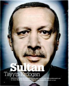 Ερντογάν-Σουλτάνος