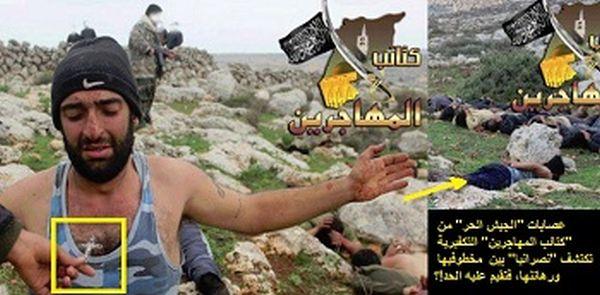 Πεθαίνοντας χριστιανός στη Συρία του σήμερα
