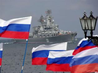 Ρωσία συγκεντρώνει πολαμικά πλοία από όλους τους Στόλους