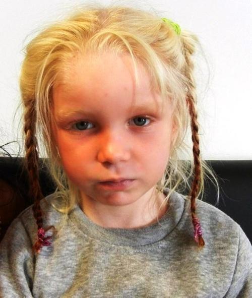 Αυτό είναι το κοριτσάκι που είχαν απαγάγει και κρατούσαν οι τσιγγάνοι στα Φάρσαλα