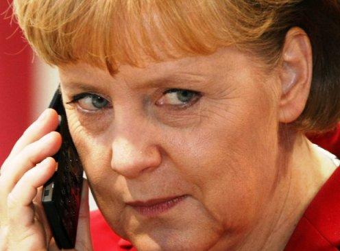 Μέρκελ: Παρακολουθείτε το τηλέφωνό μου,Ο πρόεδρος Ομπάμα διαβεβαίωσε την καγκελάριο ότι οι ΗΠΑ δεν παρακολουθούσαν το κινητό της.