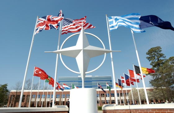 118435-nato-symbol-with-flags-of-member-countries