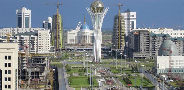 astana Καζακστάν για να ξεχωρίσει
