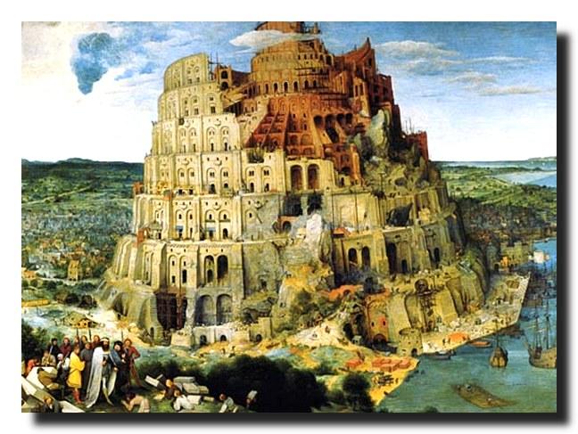 Αποτέλεσμα εικόνας για Πύργος της Βαβέλ φωτογραφίες