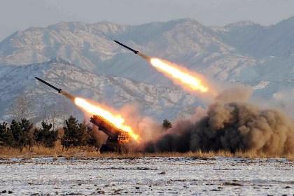 Βόρεια Κορέα ξεκίνησε σήμερα δύο πυραύλους