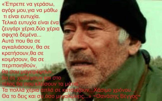 ΘΑΝΑΣΗΣ ΒΕΓΓΟΣ