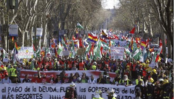Ισπανικό δικαστήριο επικύρωσε την Τετάρτη το πρόγραμμα που προβλέπει την κατάργηση των 861 από τις 1.150 θέσεις εργασίας