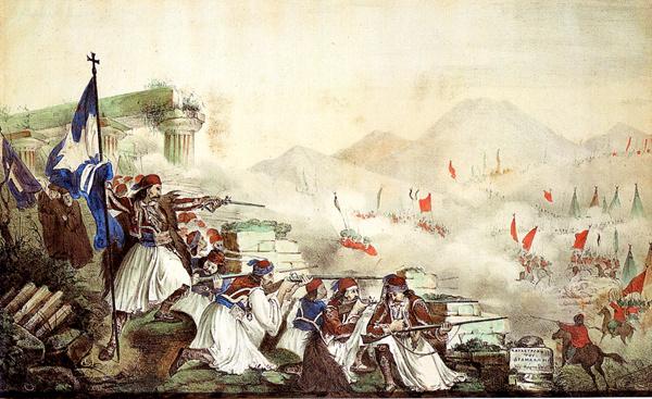 το δοξασμένο 1821