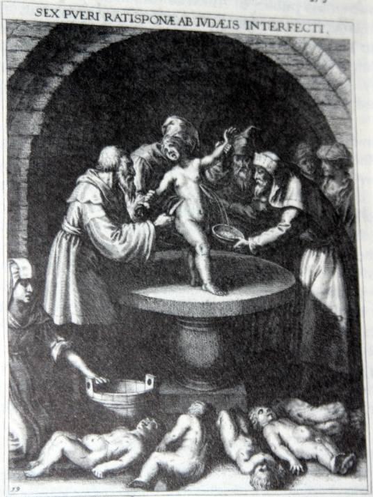 διεπραξαν οι Εβραίοι σε βάρος των Χριστιανών