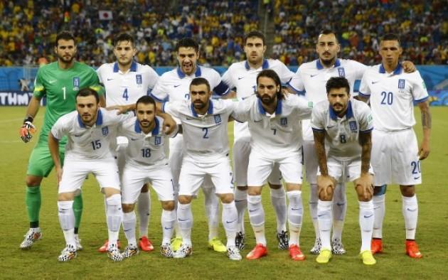παίκτες της Εθνικής