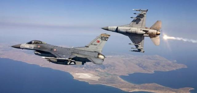 τουρκική Αεροπορία