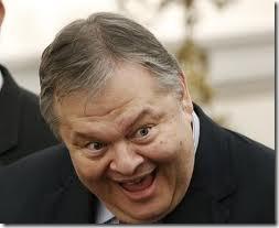 υπουργός Εξωτερικών Ευ. Βενιζέλος