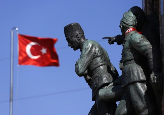 Τουρκία εκπαιδεύτηκαν 22000 ισλαμιστές του ISIL
