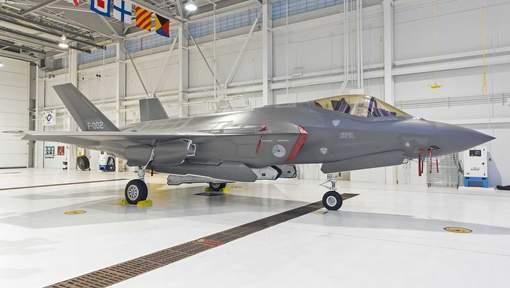 Το F-35 από την Lockheed Martin. © anp.
