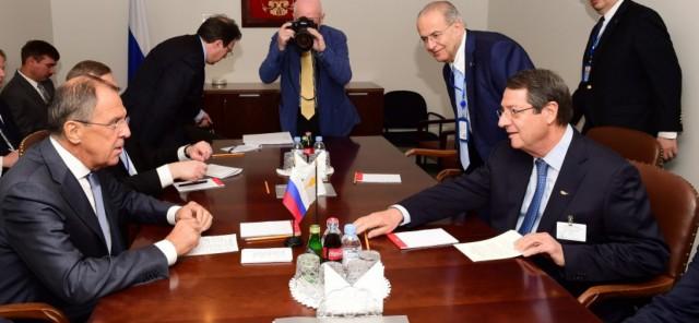 Πρόεδρος Αναστασιάδης Ρωσία