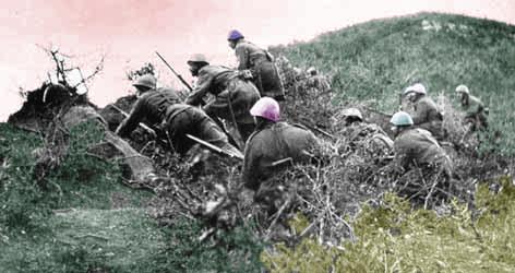 Χιμάρα 1940-1941