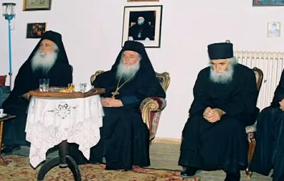 Ιερά Μονή Κουτλουμουσίου στο Αγιον Όρος
