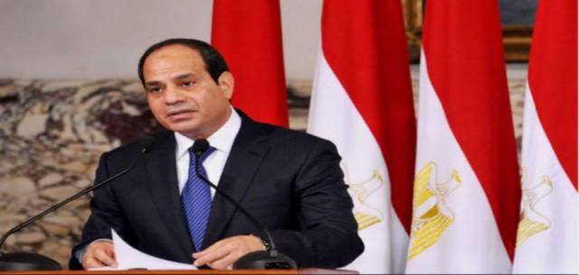 Αιγύπτιος Πρόεδρος Αμπντέλ Φατάχ αλ Σίσι