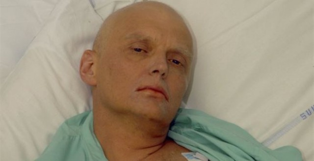 KGB Αλεξάντερ Λιτβινένκο