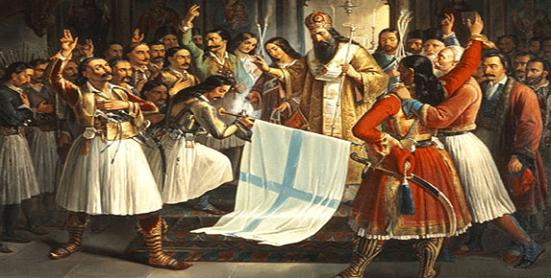 25 MARTIOY 1821