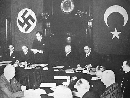 nazi - toyrkia