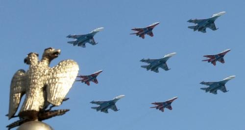 Russian-fighters