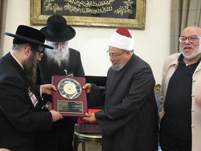 Yusuf al-Qaradawi..
